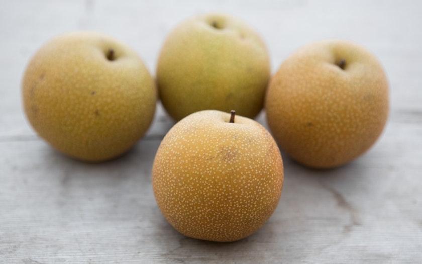 Good Eggs Produce   Organic Olympic Asian Pear Trio     $5.49