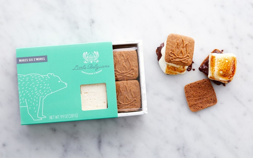 Little Belgians   Speculoos S'Mores Kit     $19.99