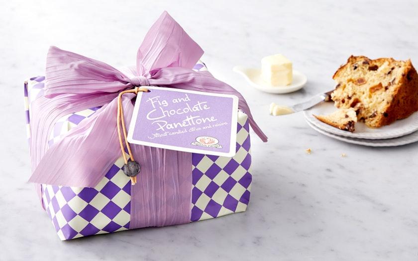 Rustichella d'Abruzzo   Fig & Chocolate Panettone     $33.99