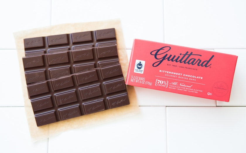 Guittard Chocolate Company   Fair Trade 70% Bittersweet Baking Bars     $6.39