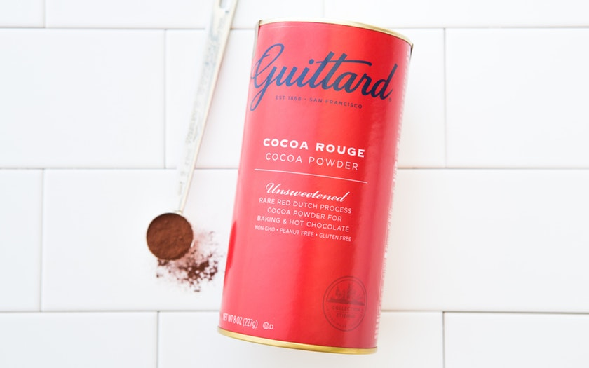 Guittard Chocolate Company   Cocoa Rouge Cocoa Powder     $7.99