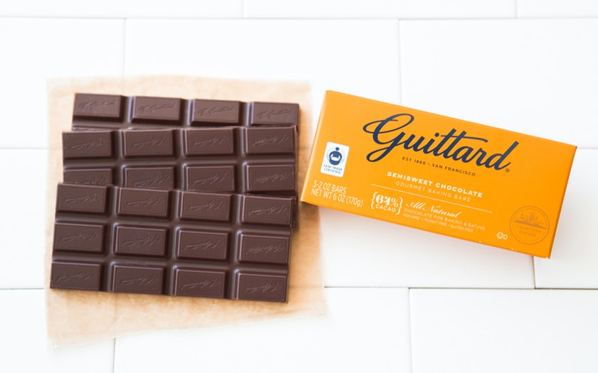 Guittard Chocolate Company   Fair Trade 64% Semisweet Baking Bars     $6.99
