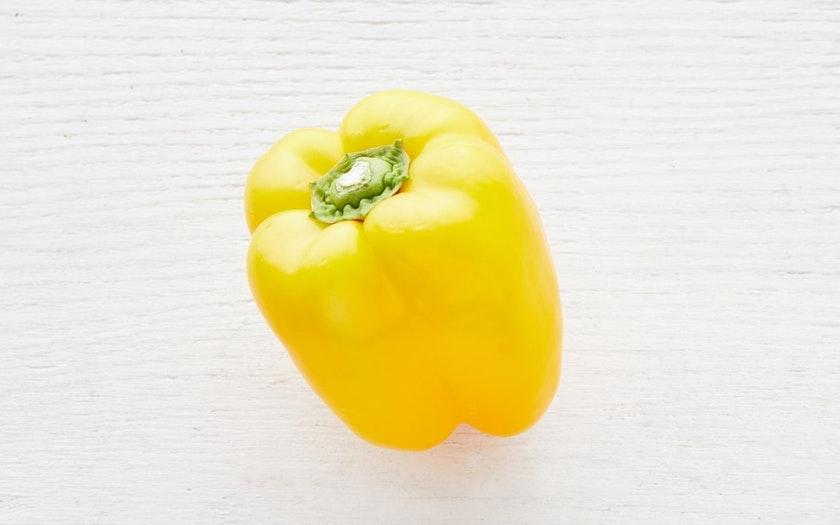 Wholesum Harvest   Organic & Fair Trade Yellow Bell Pepper (Mexico)     $2.49
