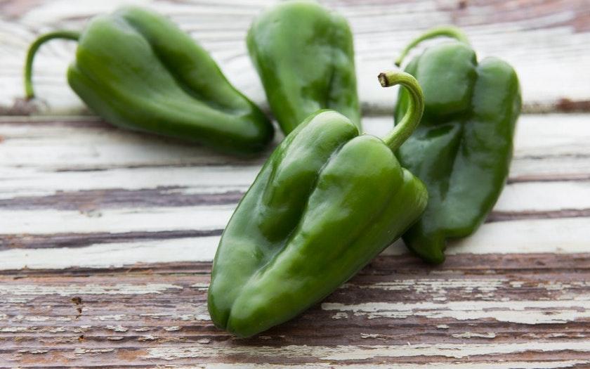Covilli Organics   Organic & Fair Trade Poblano Peppers (Mexico)     $2.99