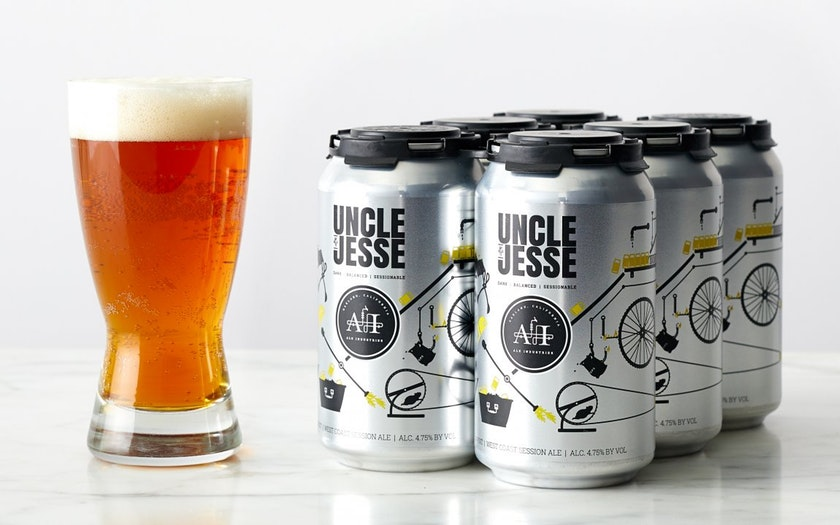 Ale Industries   Uncle Jesse Session IPA     $9.99