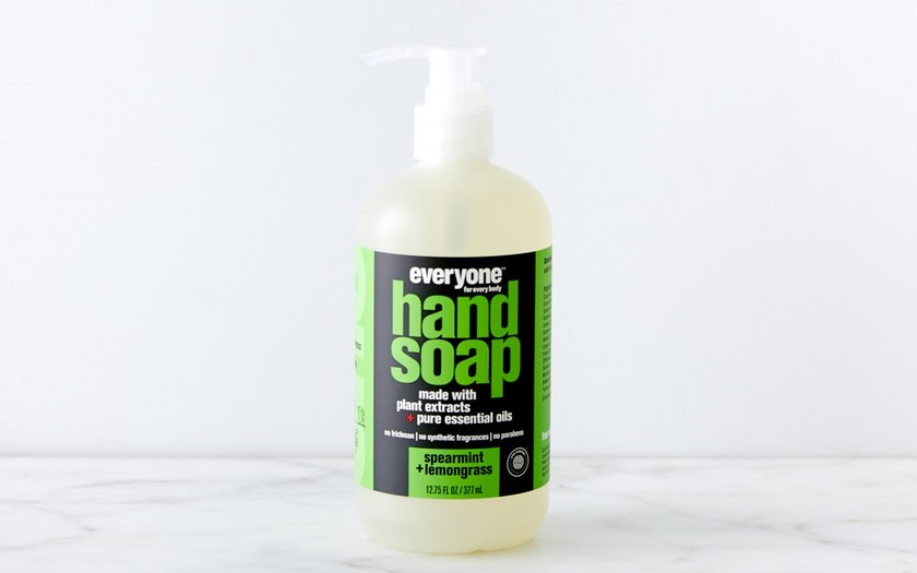 EO/Everyone   Spearmint & Lemon Hand Soap     $4.99