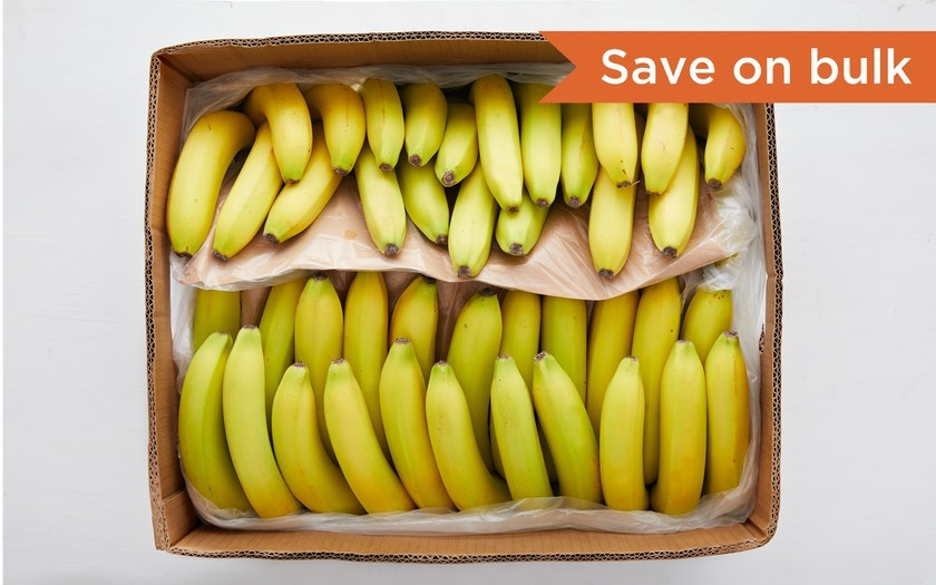 Equal Exchange   Case of Organic & Fair Trade Bananas (Ecuador)     $29.99