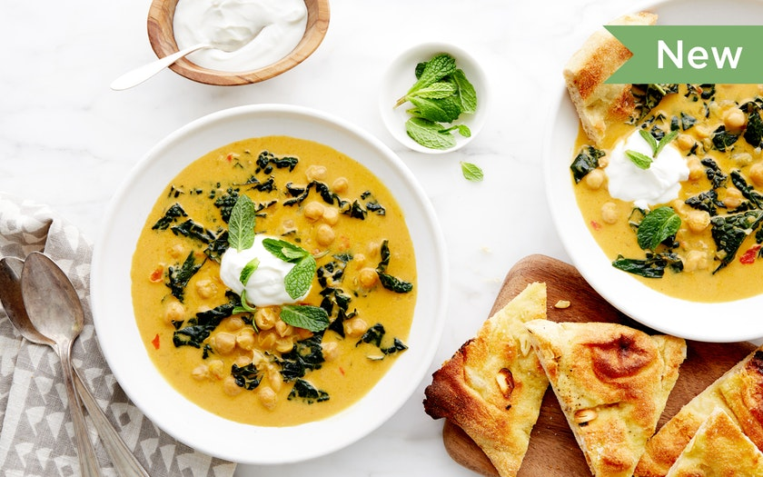 Good Eggs Meal Kits   Chickpea Coconut Curry     $28.99