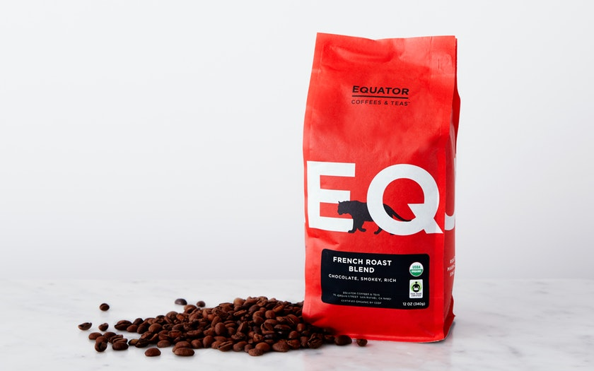 Equator Coffees   Organic French Roast     $16.49