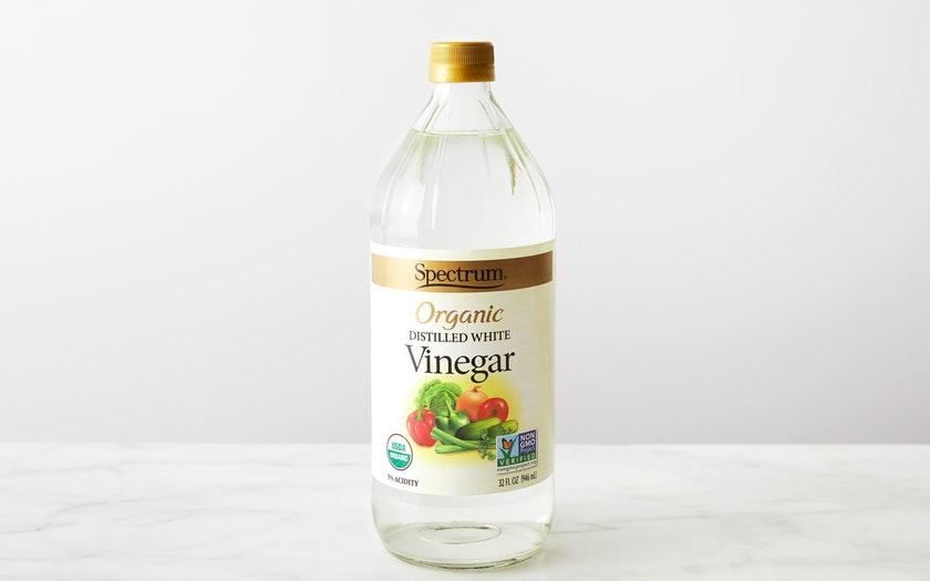 Spectrum Naturals   Organic Distilled White Vinegar     $5.99
