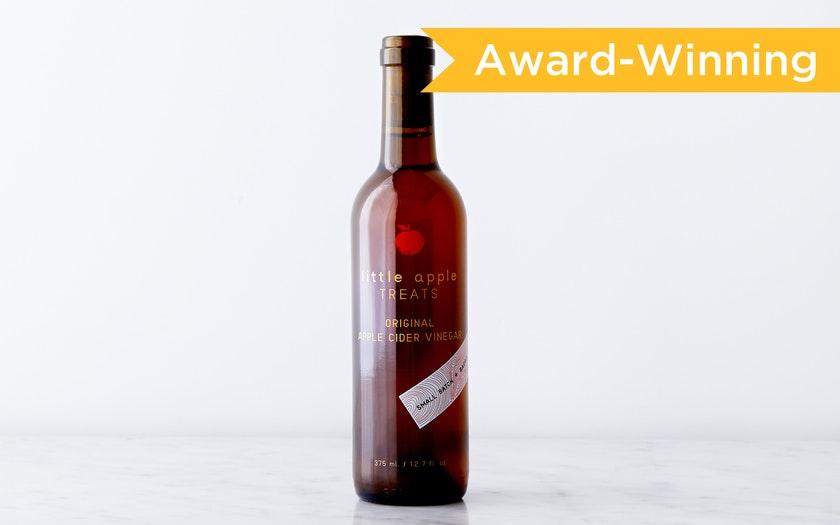 Little Apple Treats   Barrel Aged Apple Cider Vinegar     $19.99