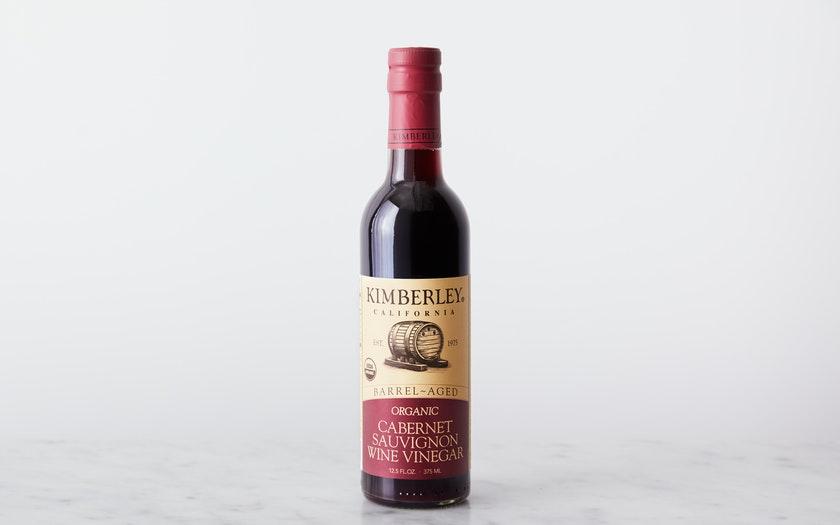 Kimberley Wine Vinegars   Organic Cabernet Sauvignon Vinegar     $10.99