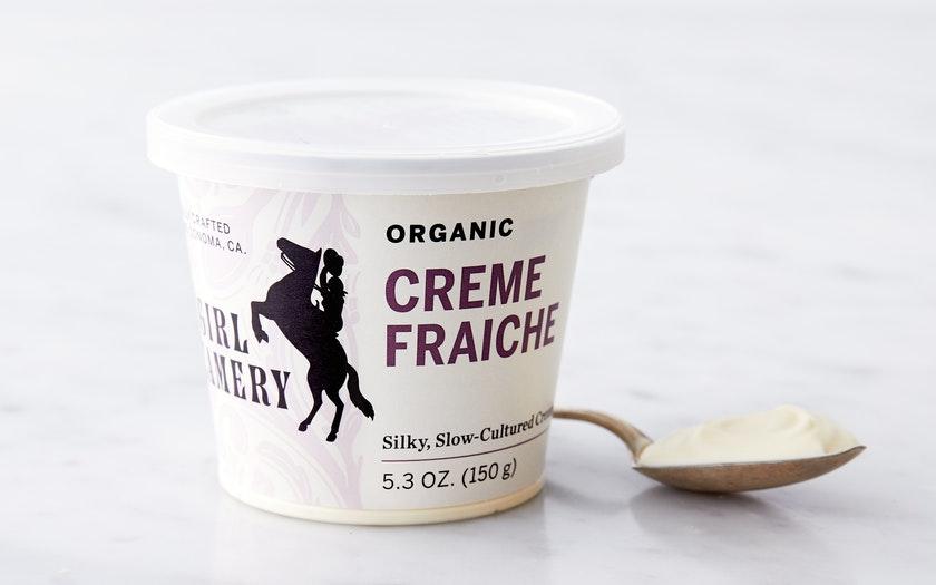 Cowgirl Creamery   Organic Crème Fraîche     $3.99