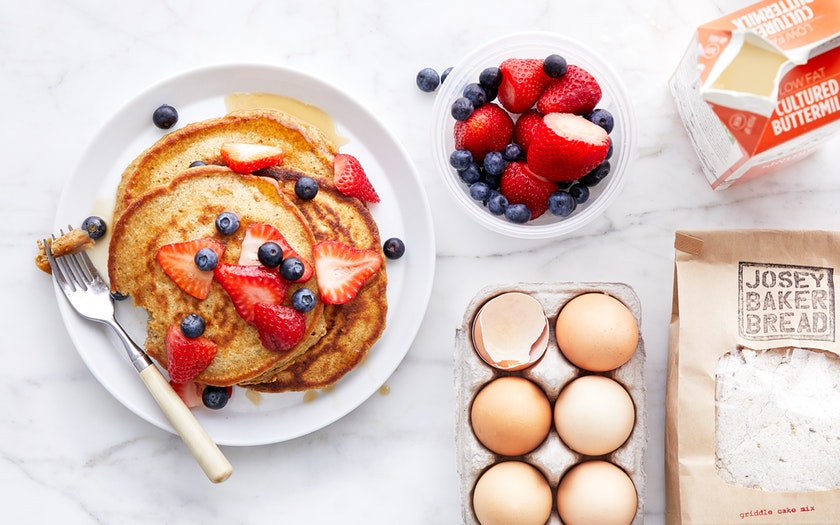 Good Eggs Meal Kits   Easy Pancake Breakfast     $22.99