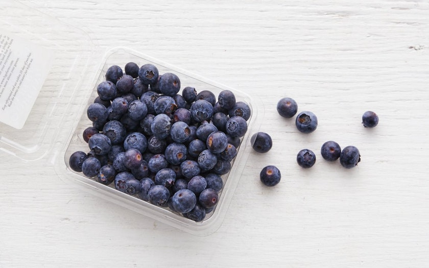 Forbidden Fruit Orchards   Organic Blueberries     $4.99
