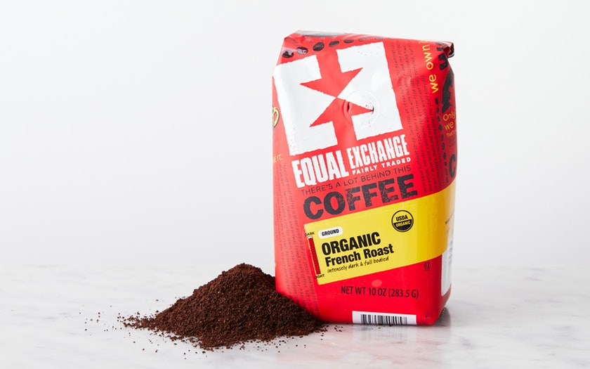Equal Exchange   Organic French Roast Ground Coffee   $8.99