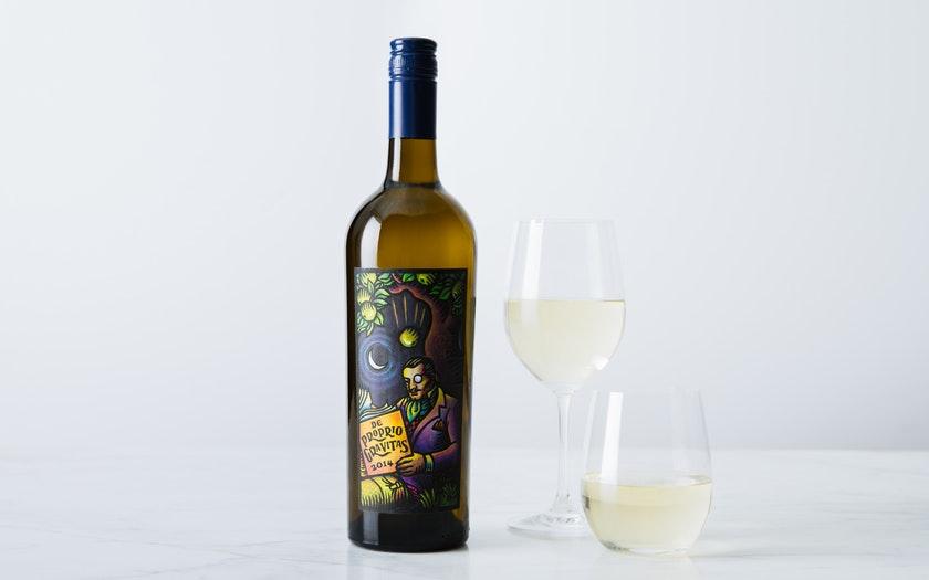 Bonny Doon Vineyards   Gravitas White Blend     $14.99