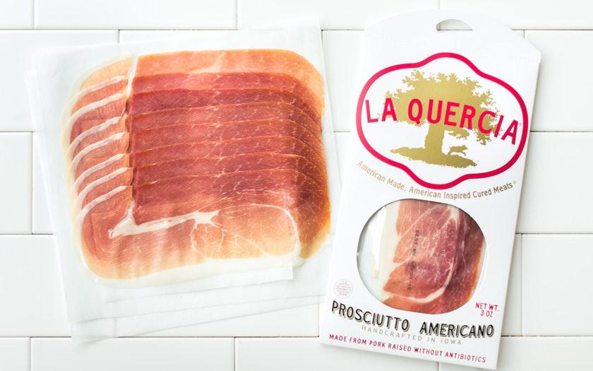 La Quercia   Prosciutto Americano     $8.49