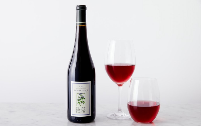 Pennyroyal Farm   Pinot Noir     $36.99