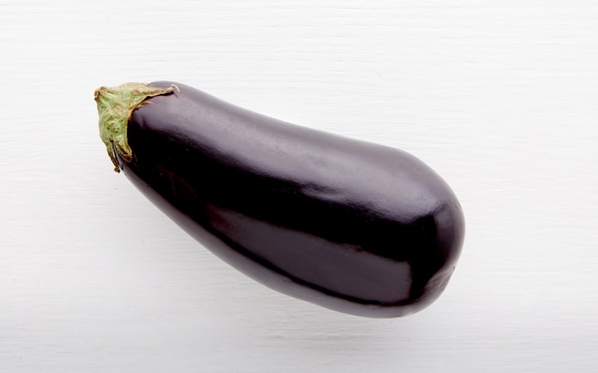 From Our Farmers   Organic Globe Eggplant     $5.49
