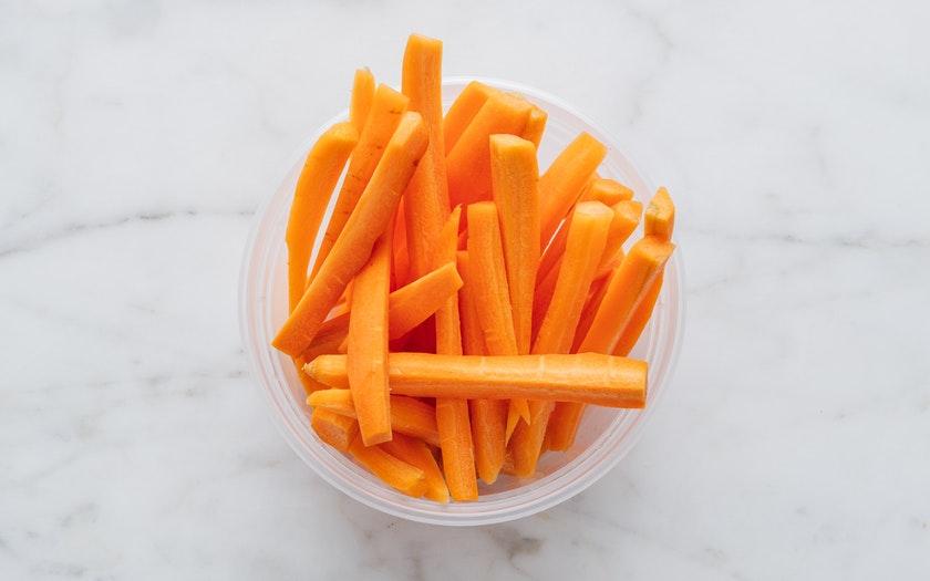 Good Eggs Kitchen   Carrot Sticks     $3.99