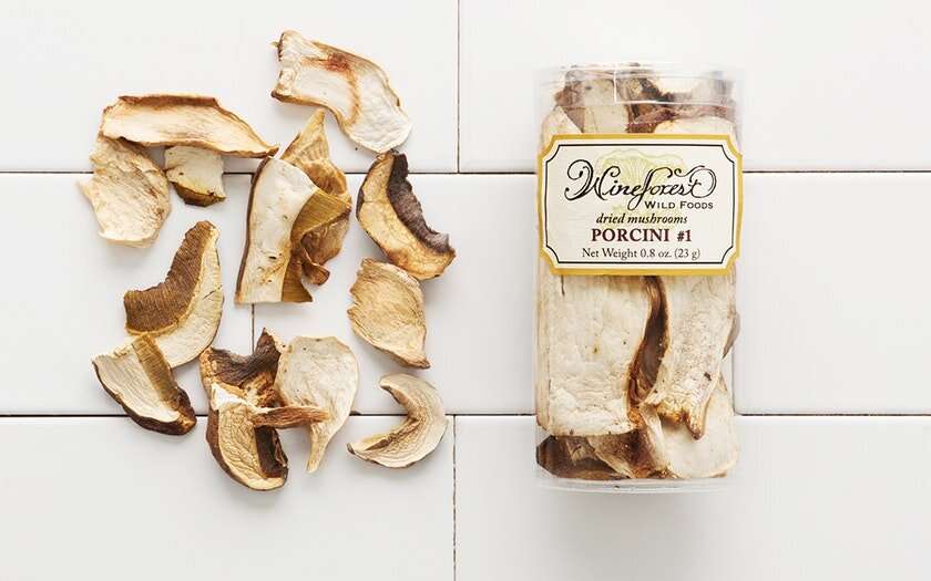 Wine Forest   Dried Porcini Mushrooms     $8.49
