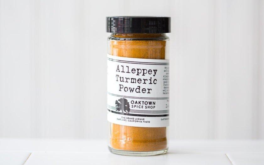 Oaktown Spice Shop   Alleppey Turmeric     $5.99