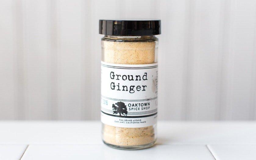 Oaktown Spice Shop   Ground Ginger     $6.99