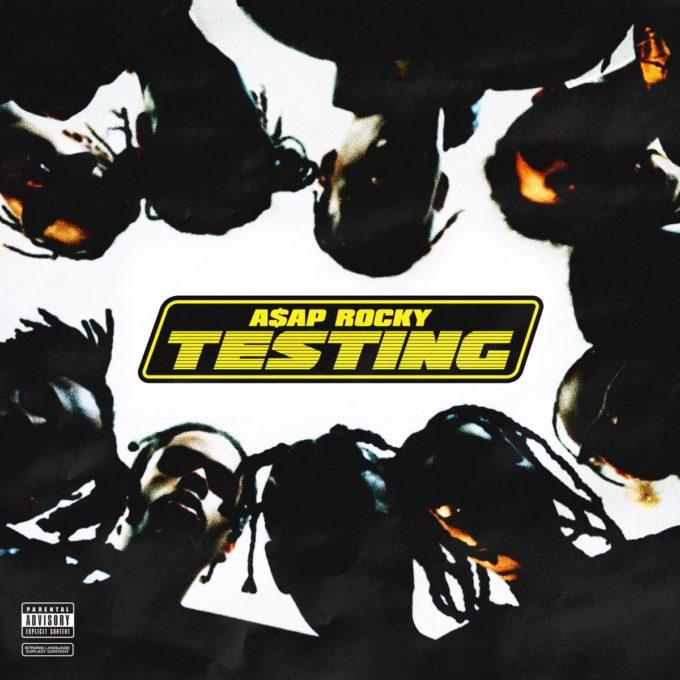 'TESTING' Album Cover