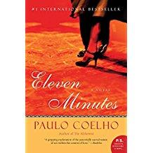 11 Minutes  , Paulo Coelho