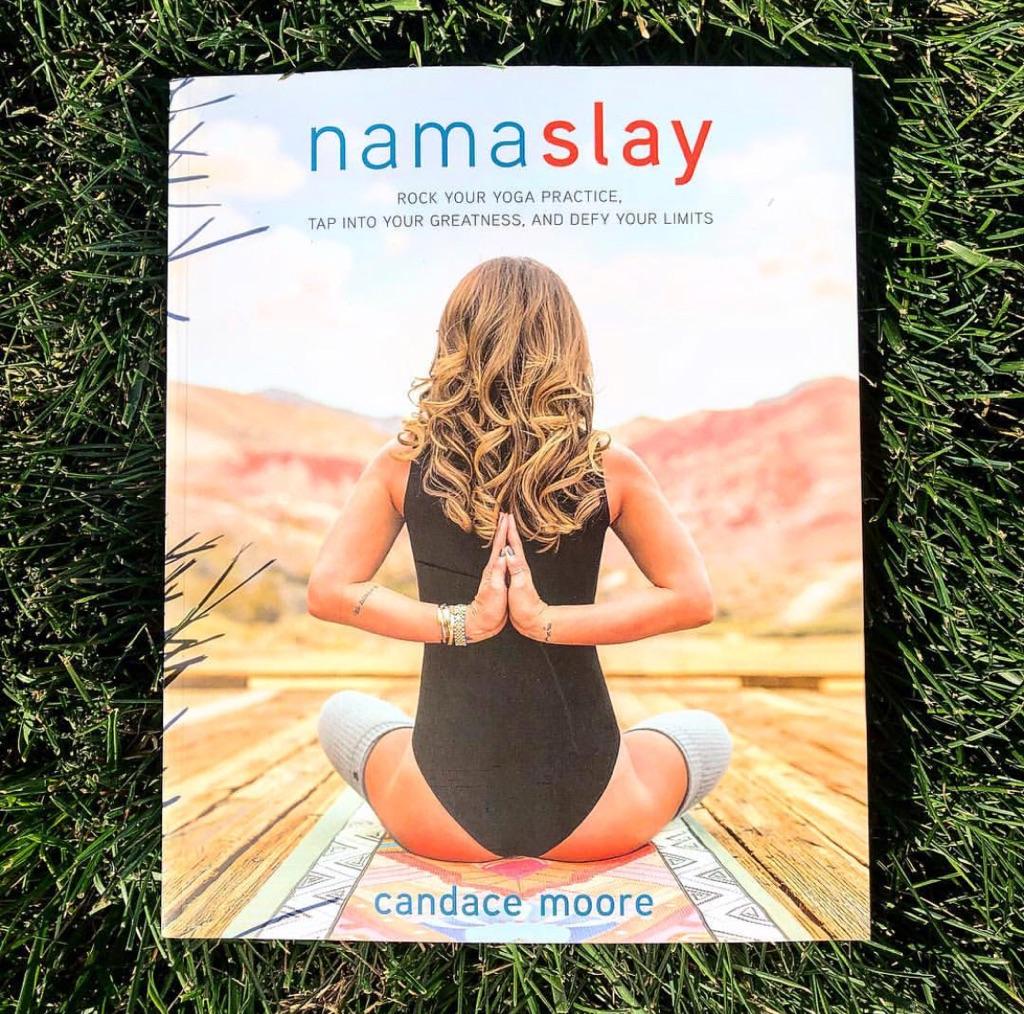 Namaslay-yogabycandace