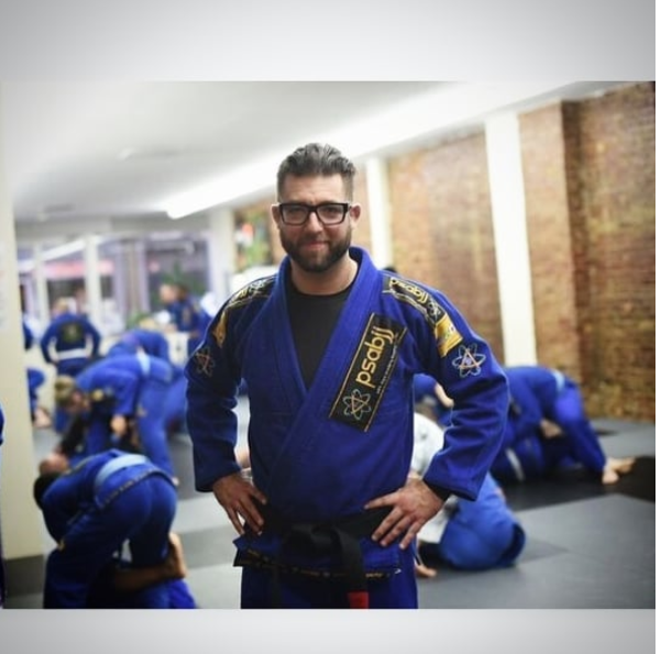 Steven Crocilla Jr. - #16th Black Belt under Master Fabio ClementeBegan training in 2008 when a friend recommended he learn