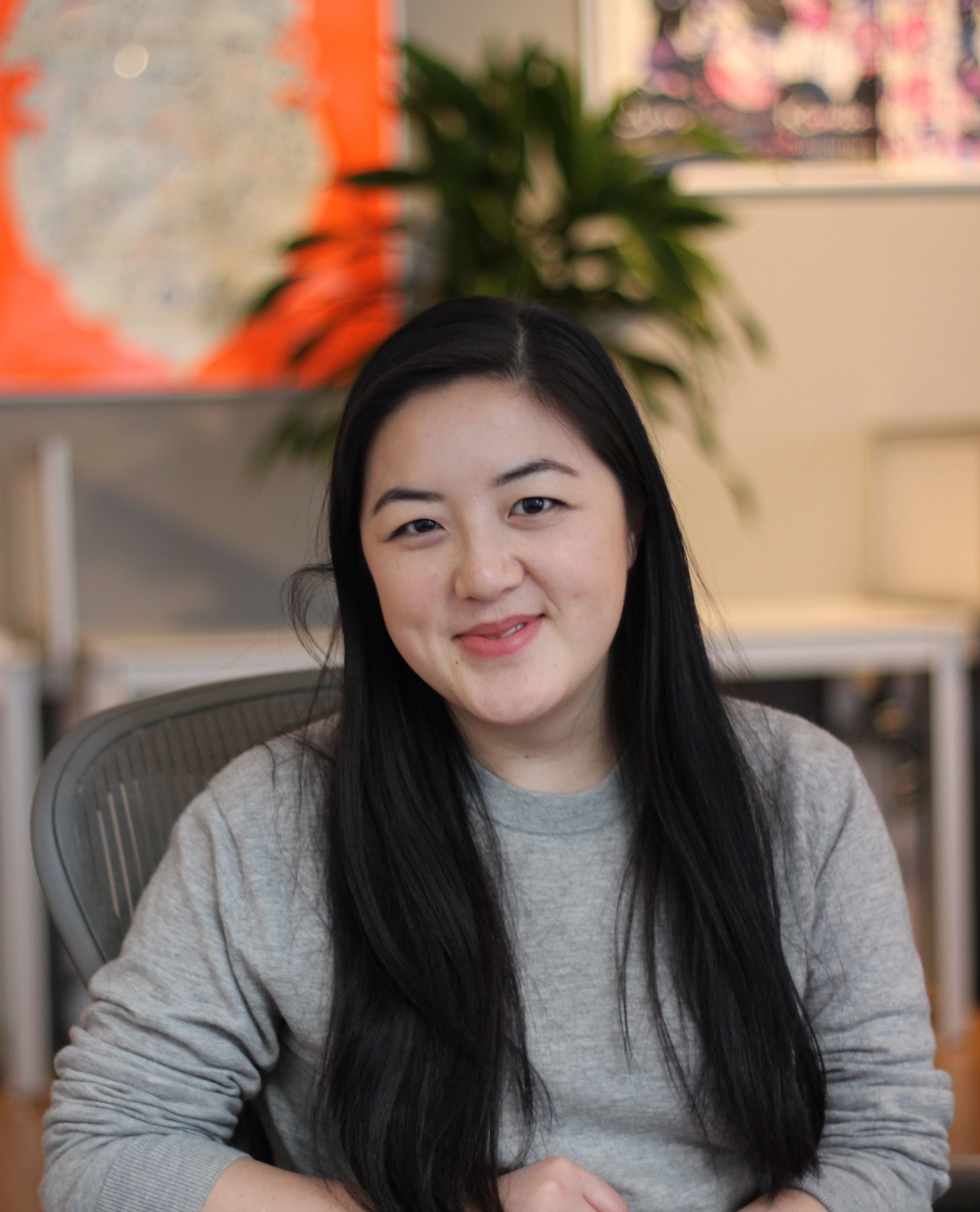 Chair Emma Ng - Writer and curator