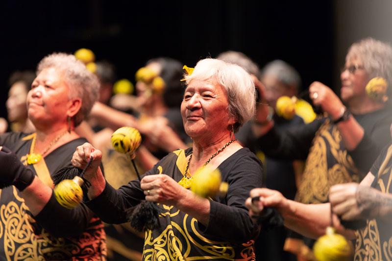 Ngāti Whātua Ōrākei Te Puru o Tāmaki Taikura, Taikura Kapa Haka 2018. Te Papa