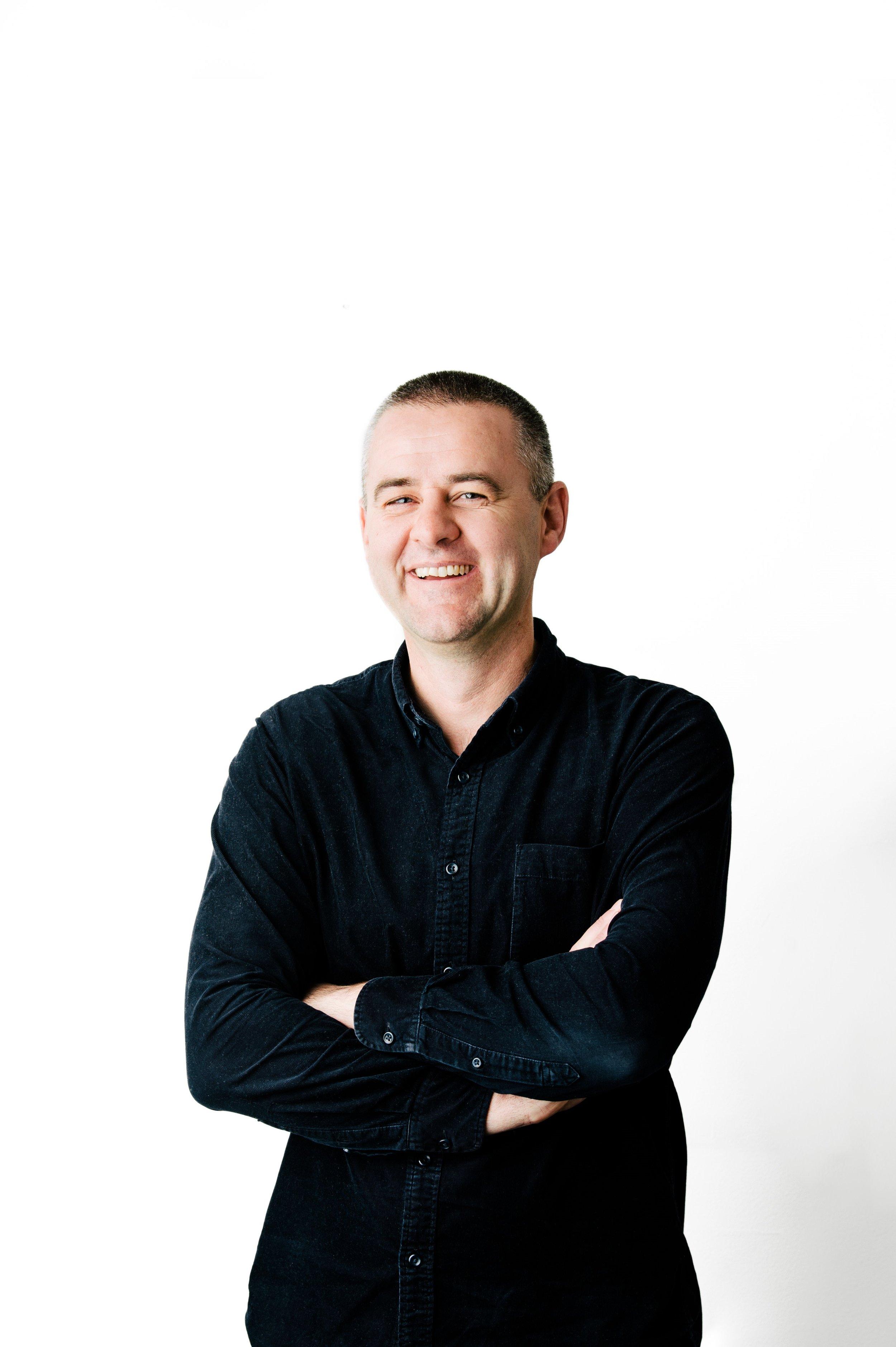 Todd Henderson, founding Director and Principal Architect of  Cumulus Studio . Image: Anjie Blair for Cumulus Studio 2019.