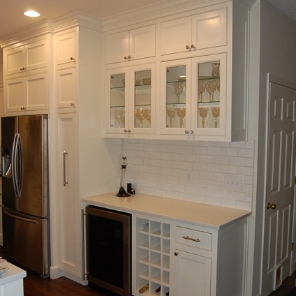 White Kitchen Cabinets Popular And Versatile The Wood Doctor