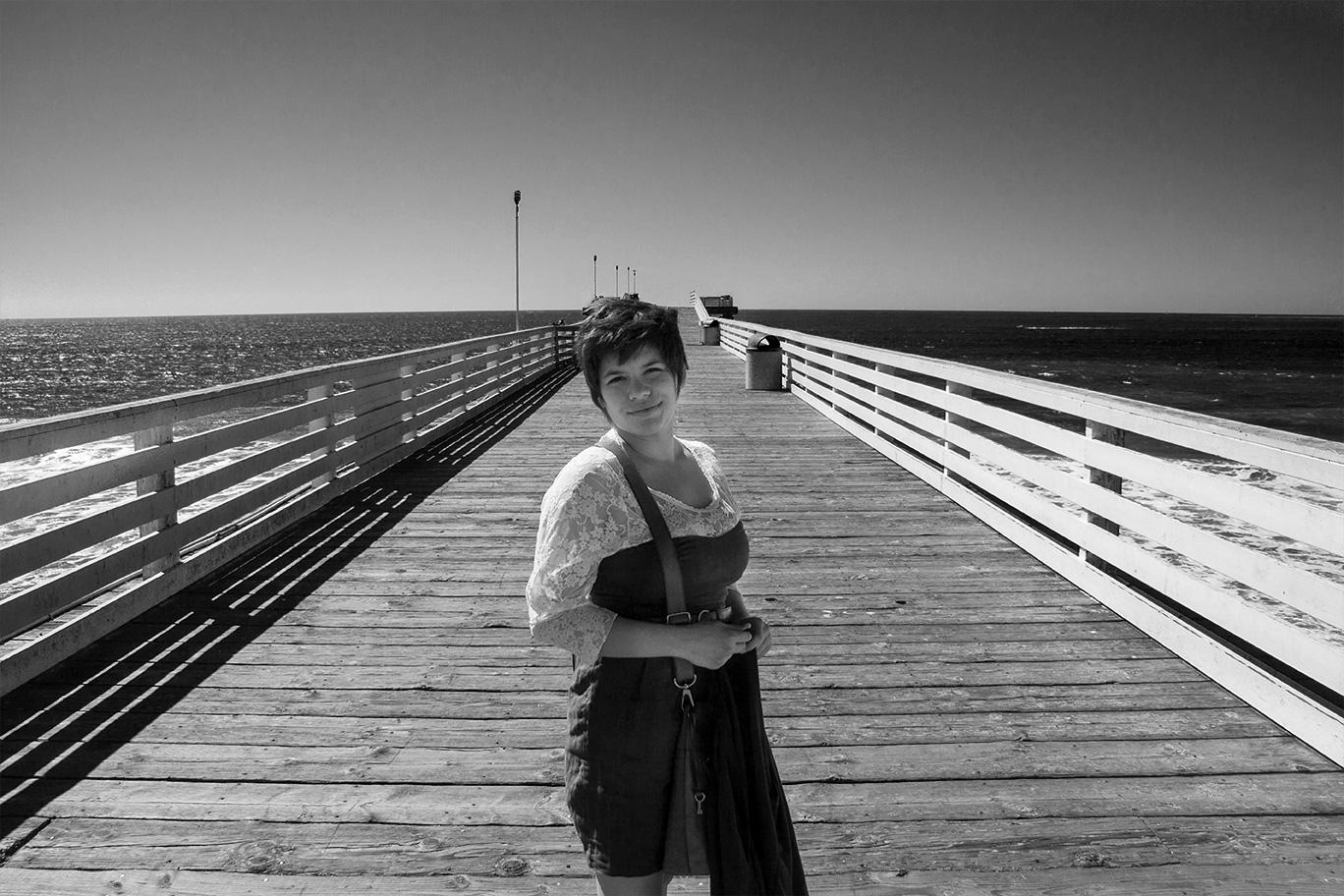 pacific beach, california. 2010