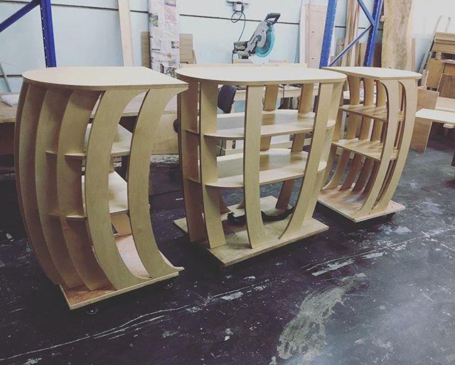 Almost complete! #woodfix