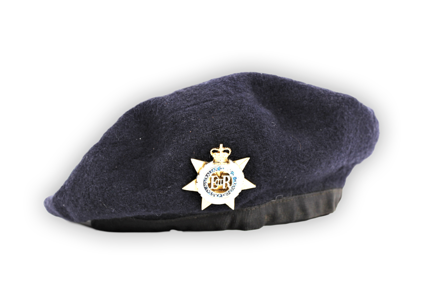 Image of Royal Australian Corps of Transport beret.