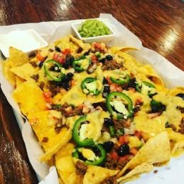 New nacho tray at Ben's!