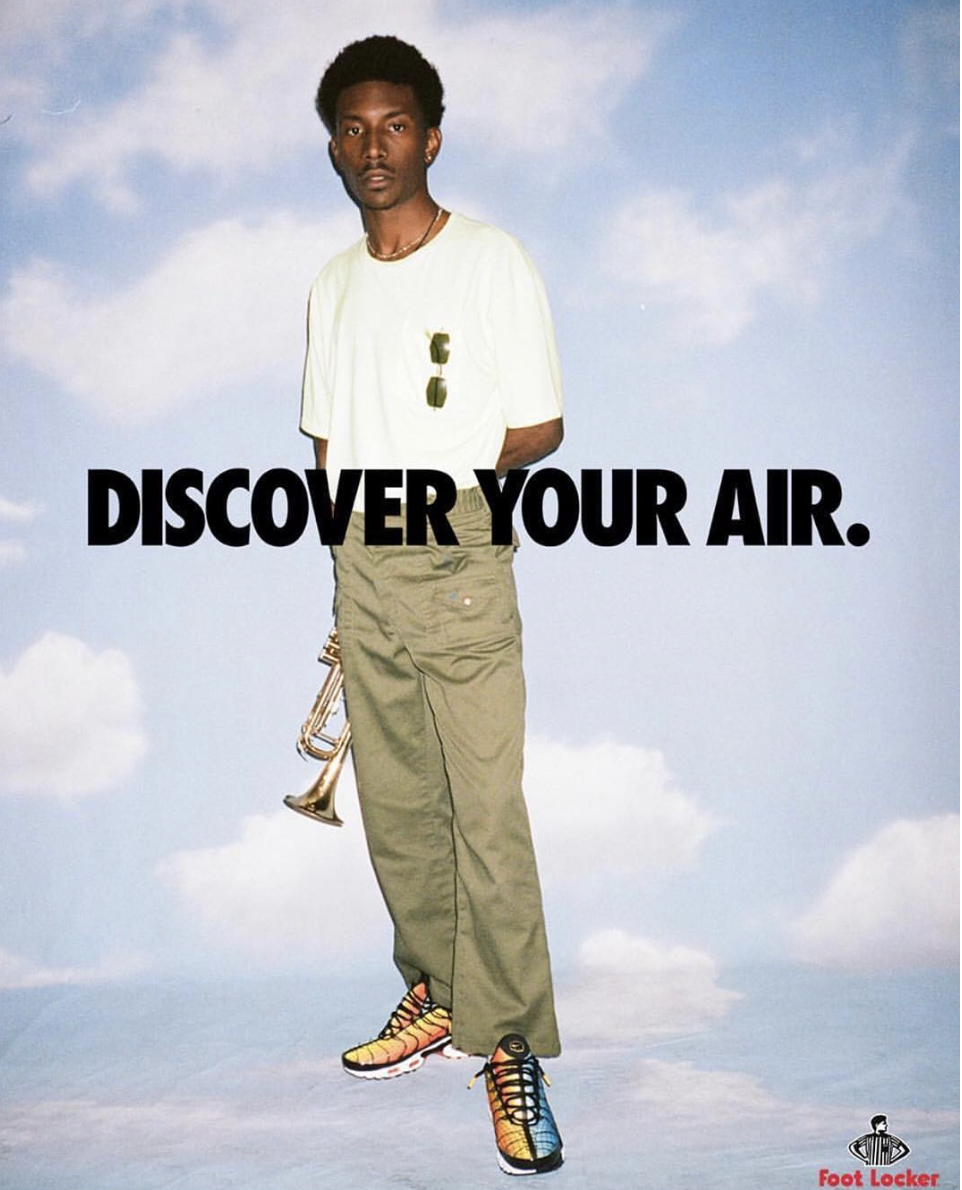 NIKE X FOOTLOCKER DISCOVER YOUR AIR CAMPAIGN