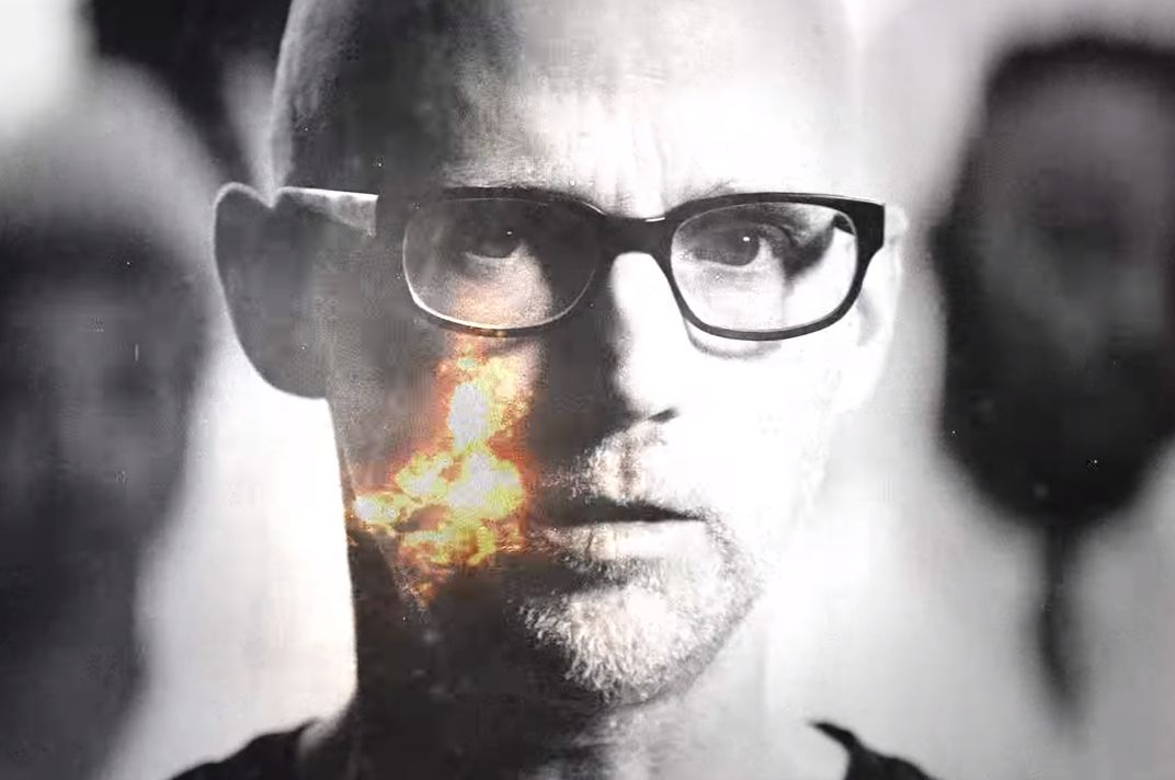 """MOBY """"THIS WILD DARKNESS"""" MUSIC VIDEO"""