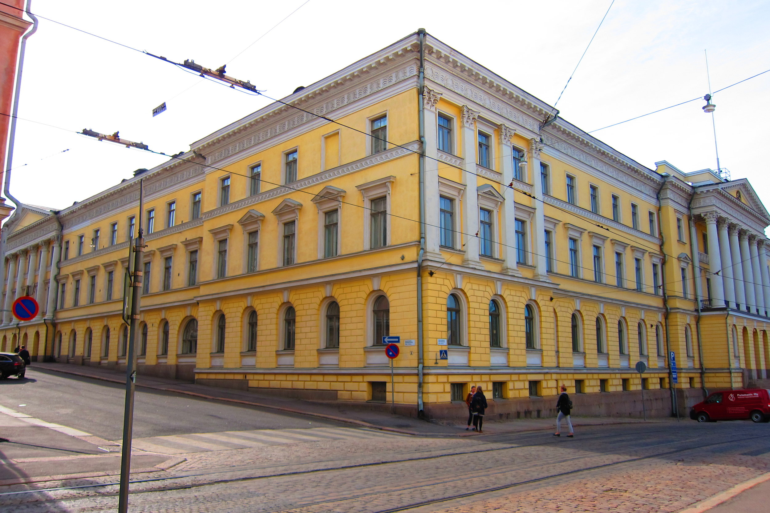 Helsinki, Day 1 (5/19/19)