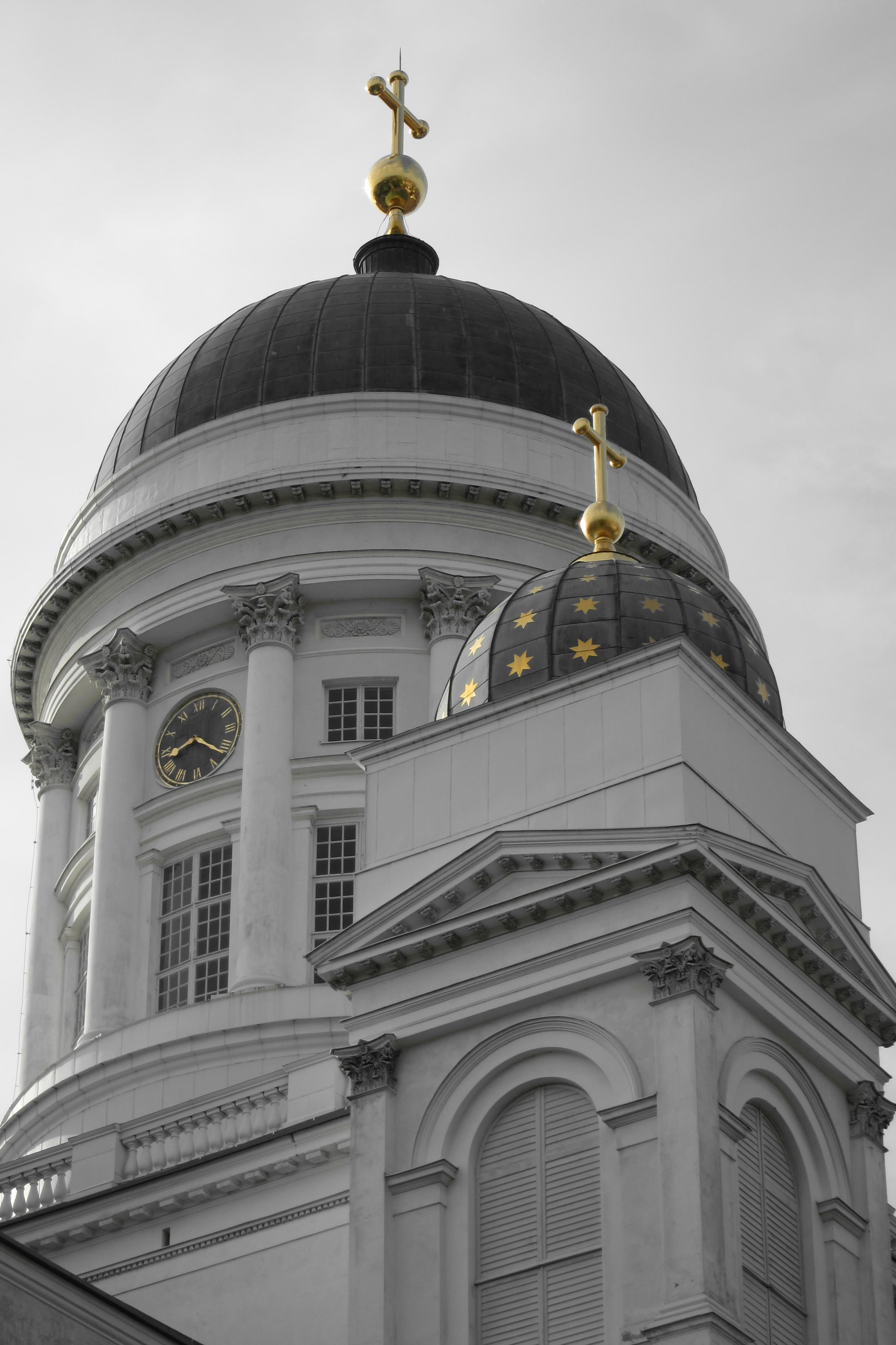 Helsinki Cathedral, 5/19/19