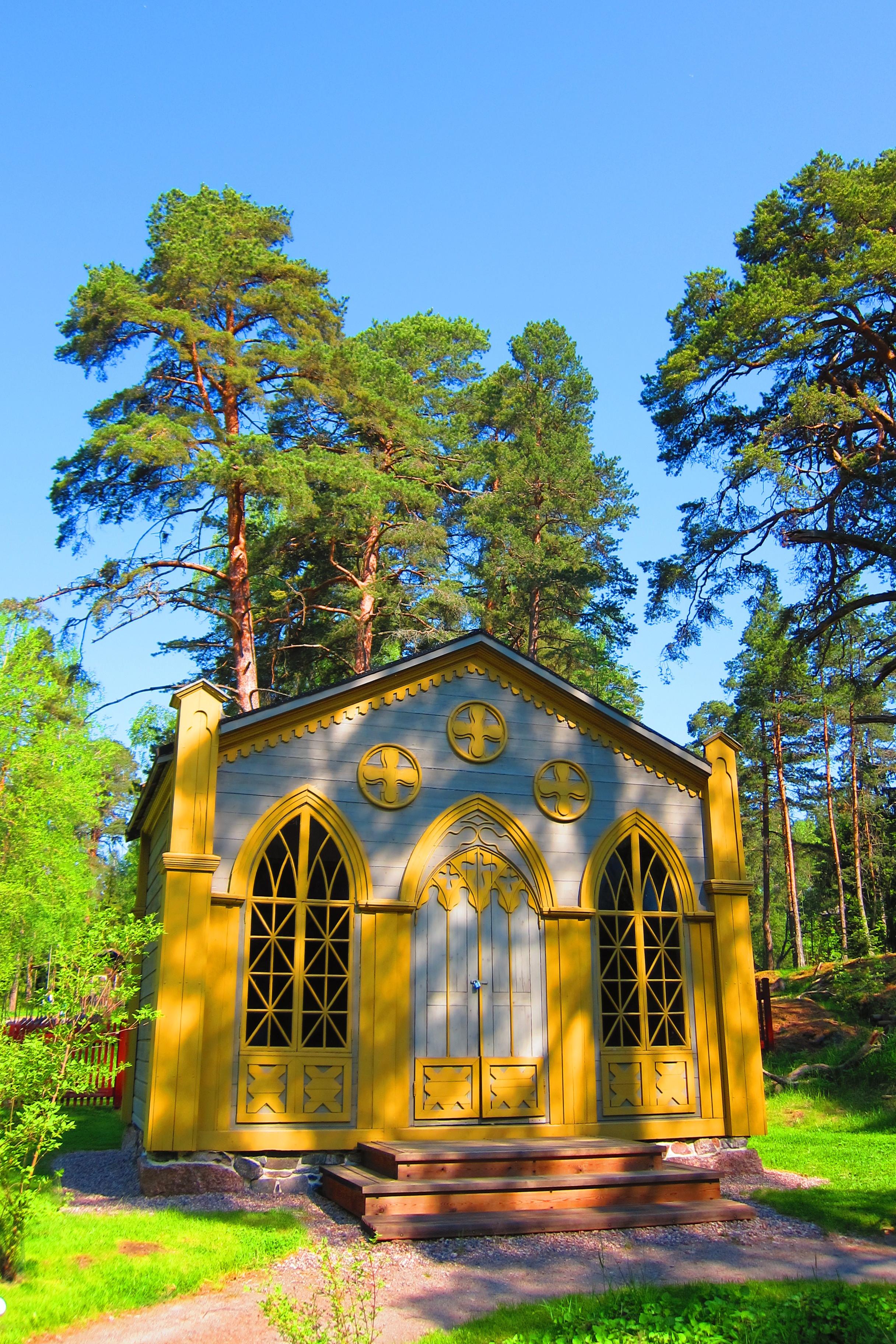 Seurasaari open air museum Helsinki, 5/22/19