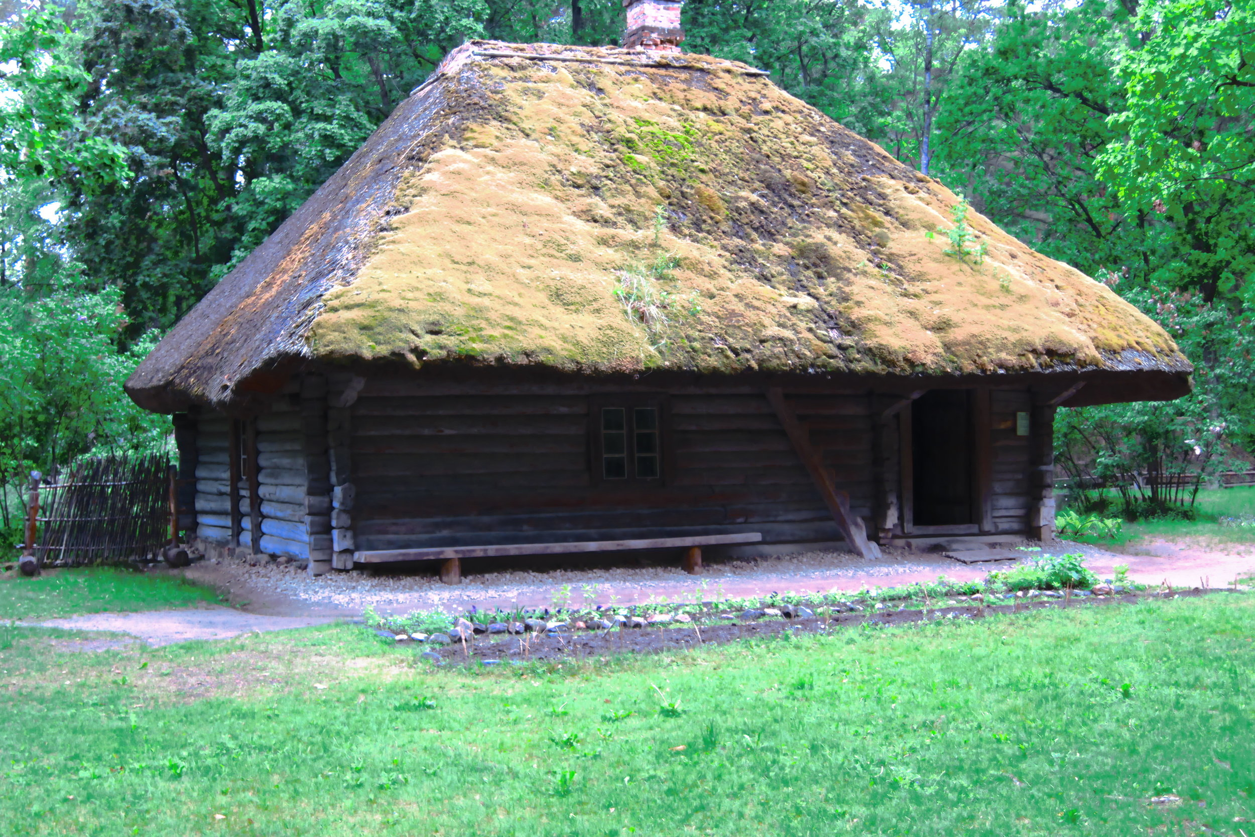 The Ethnographic Open-Air Museum of Latvia, 5/27/19