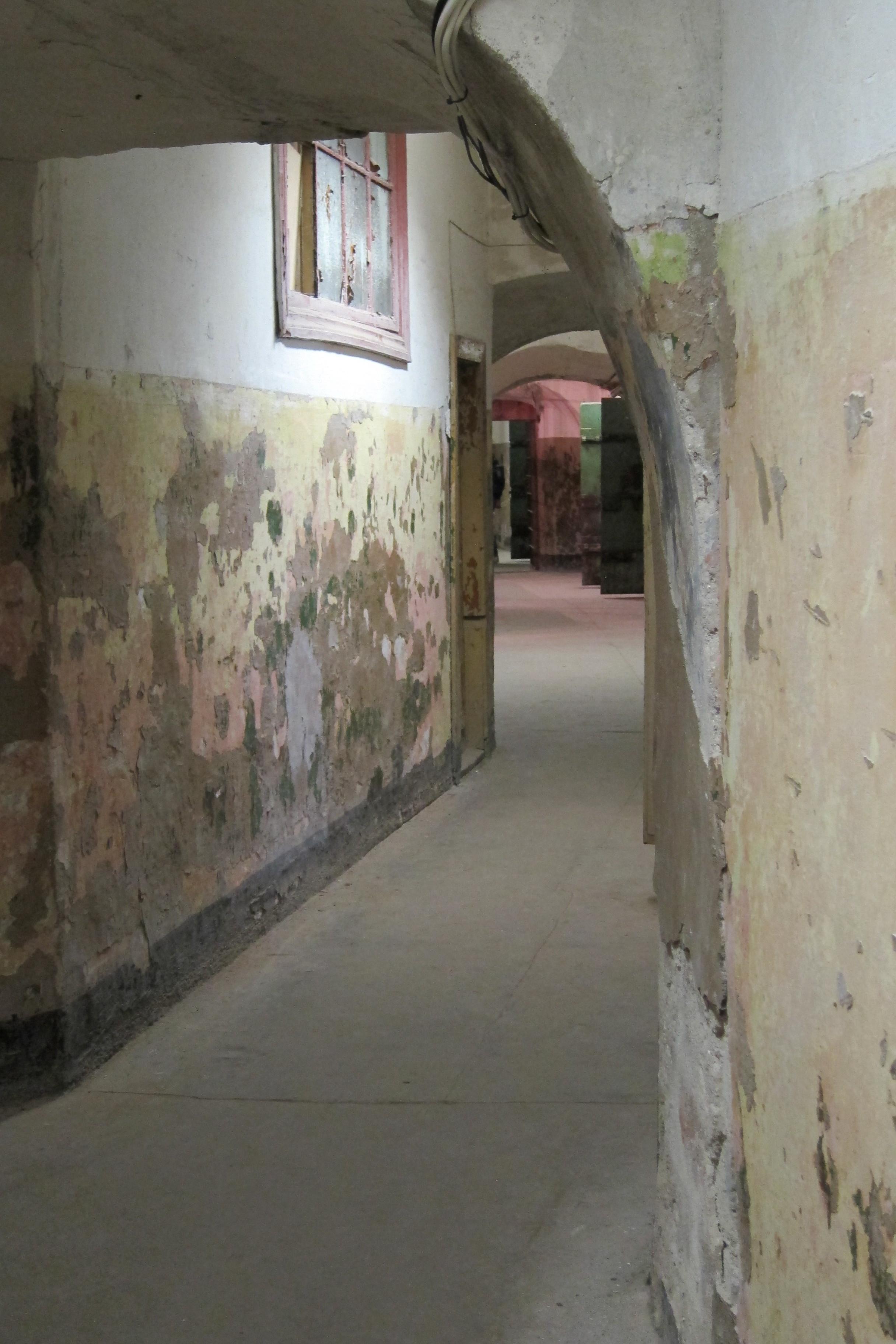 Patarie Prison, Tallin, Estonia, 5/31/19