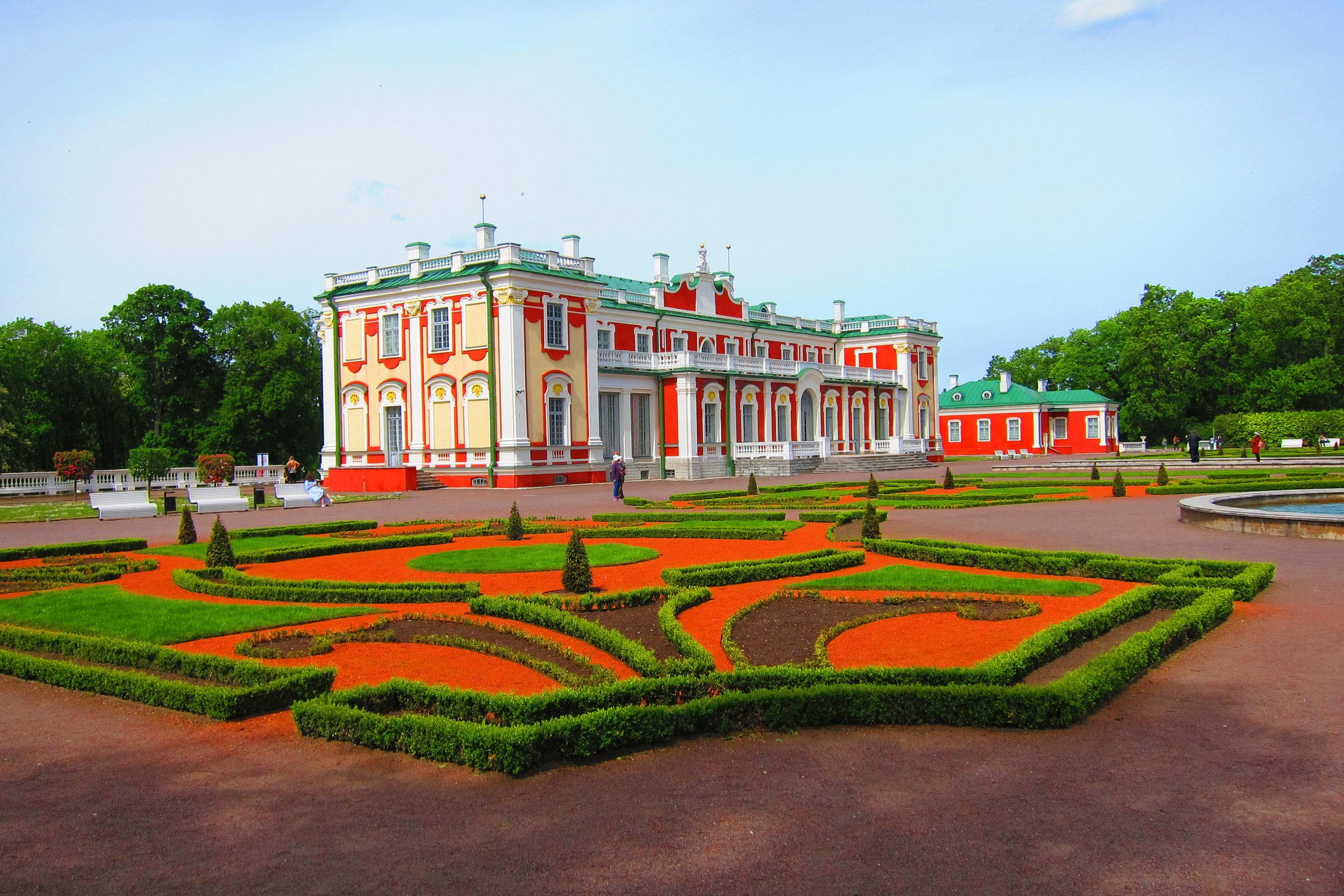 Presidential Palace, Tallin, Estonia