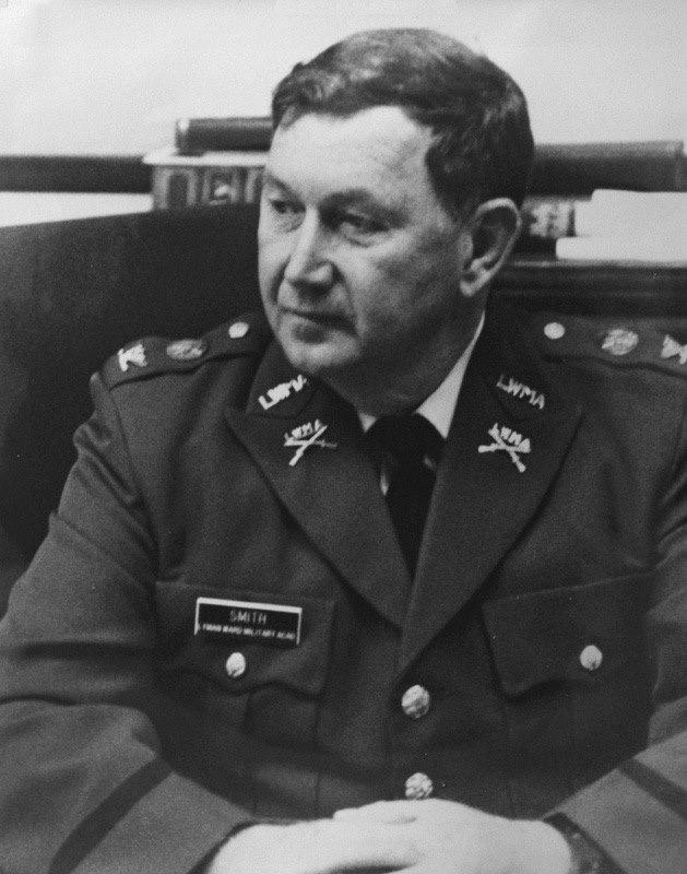 COL Wesley P. Smith - 1959 - 1989