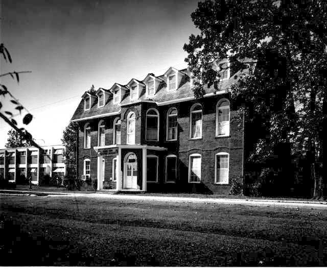 Russell Hall(early 1970's) (Boys' Dorm(1940's)